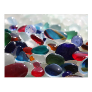 Sea Glass Multi's Postcard