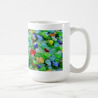 Sea Glass Mural Mugs