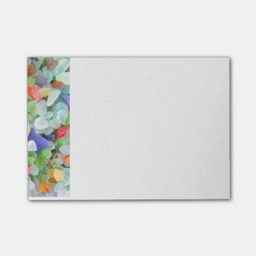 IslandImageGallery Sea Glass Post-it Notes