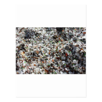 Sea Glass Postcard