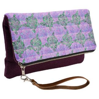 Sea-Glass-Roses-Lavender-Green(c)Multi-Colors Clutch
