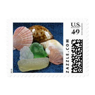 Sea Glass - Towel Day Postage