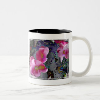 Sea Glass Two-Tone Coffee Mug
