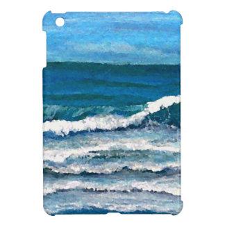 Sea Glory Beach Art Decor Surf Ocean Waves Cover For The iPad Mini