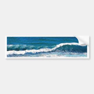 Sea Glory - CricketDiane Ocean Art Bumper Sticker