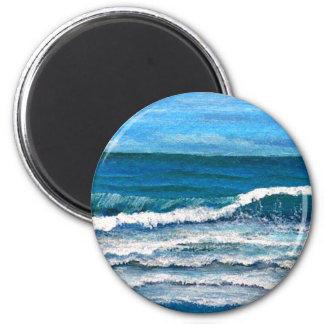 Sea Glory - CricketDiane Ocean Art Magnets