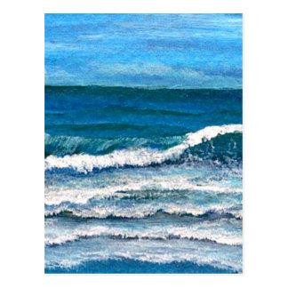 Sea Glory - CricketDiane Ocean Art Post Card