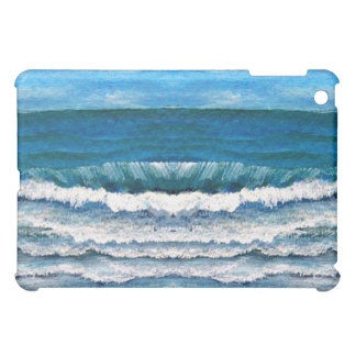 Sea Glory Ocean Waves Painting Art Products Case For The iPad Mini