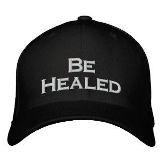 Sea gorra curado gorra de beisbol bordada