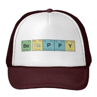 Sea gorra feliz del camionero