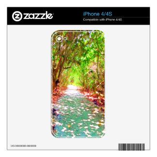 Sea Grapes iPhone 4S Skin