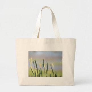 SEA GRASSES LARGE TOTE BAG