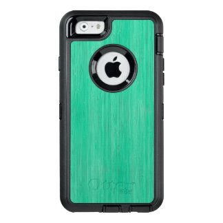 Sea Green Bamboo Wood Grain Look OtterBox iPhone 6/6s Case
