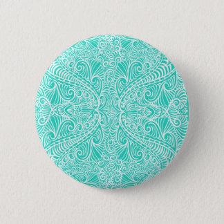 Sea Green Elegant flow Button