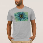 Sea Green Fractal T-Shirt