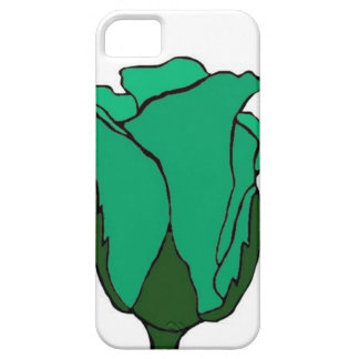 Sea Green Rose iPhone Case