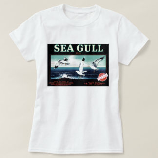 """Sea Gull"" Brand T-Shirt"