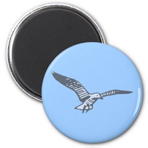 Sea gull gull magnets