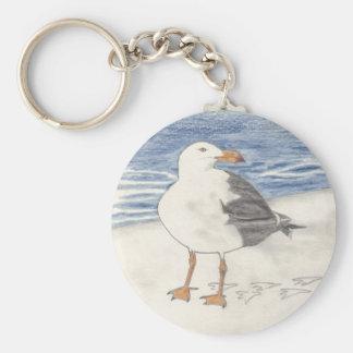 SEA GULL keychain