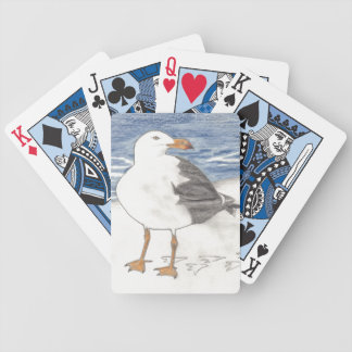 SEA GULL playing cards