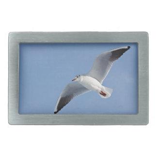 Sea gull/Sea gull Rectangular Belt Buckles