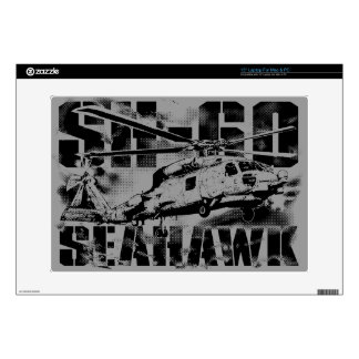 "Sea hawk 15"" Laptop For Mac & PC Skin 15"" Laptop Decals"