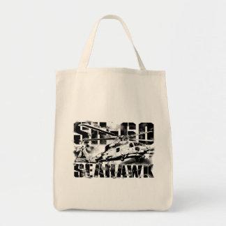Sea hawk Grocery Tote