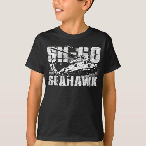 Sea hawk Kids Basic Hanes Tagless ComfortSoftïï T_Shirt