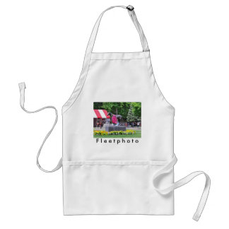 Sea Hero & The Whitney Blanket of Roses Adult Apron