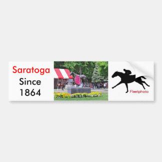 Sea Hero & The Whitney Blanket of Roses Car Bumper Sticker