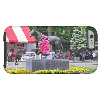 Sea Hero & The Whitney Blanket of Roses Tough iPhone 6 Case