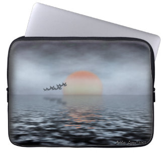 Sea Horizon Laptop Sleeves
