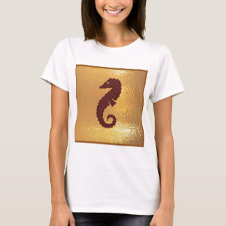 SEA HORSE ANIMAL FISH AQUATIC ZOO NATURE T-Shirt