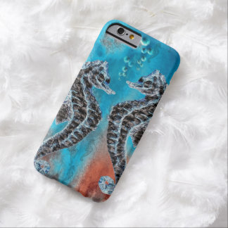 Sea horse barely there iPhone 6 case