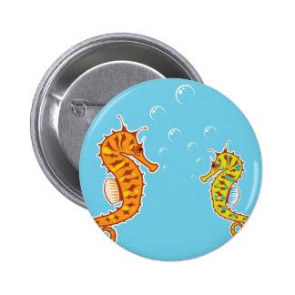 Sea Horse color Button