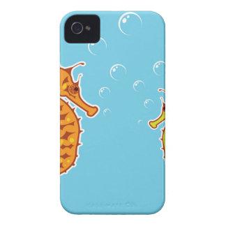 Sea Horse color Case-Mate iPhone 4 Case