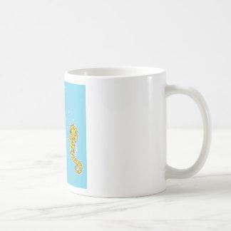 Sea Horse color Coffee Mug