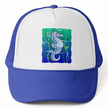 Beach Themed SEA HORSE HAT