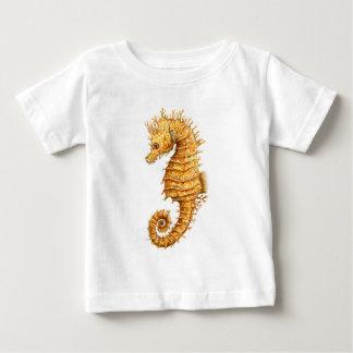 Sea horse Hippocampus hippocampus Baby T-Shirt