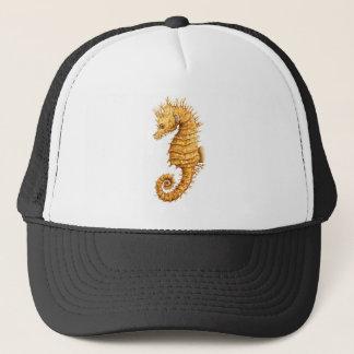 Sea horse Hippocampus hippocampus Trucker Hat