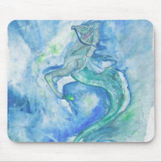 Sea Horse/Hippocampus Mousepad