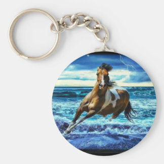 Sea horse key chain