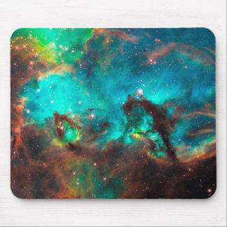 Sea Horse Nebula Mouse Pad