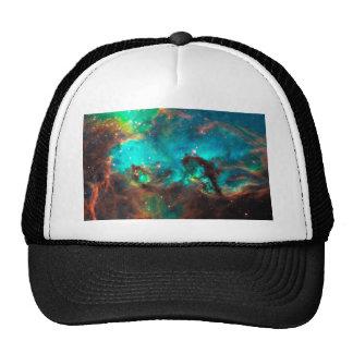 Sea Horse Nebula Trucker Hat