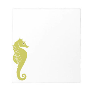 Sea Horse Note Pads