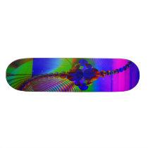 Sea Horse Skateboard