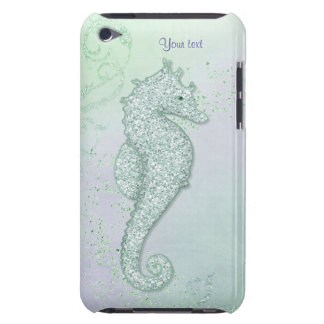 Sea Horse Sparkle - Customize for iPod Touch iPod Touch Case