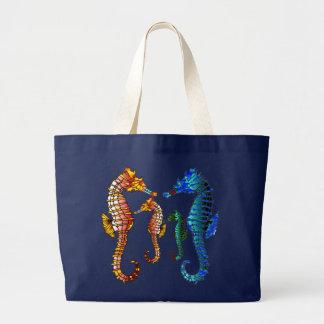 Sea Horse Tote Tote Bags