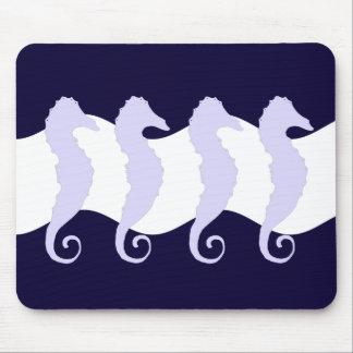 Sea Horses 3 Mouse Pad