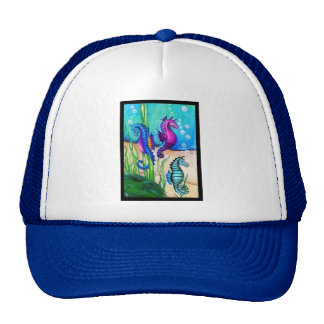 Sea Horses Collection Trucker Hat